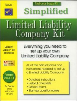 Simplified Limited Liability Company Kit