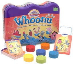 Cranium Whoonu Tin Game