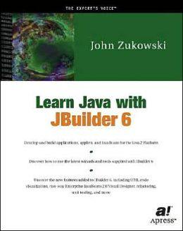 Learn Java with JBuilder 6