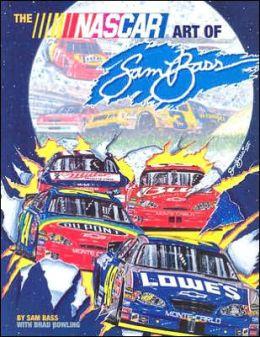 The NASCAR Art of Sam Bass
