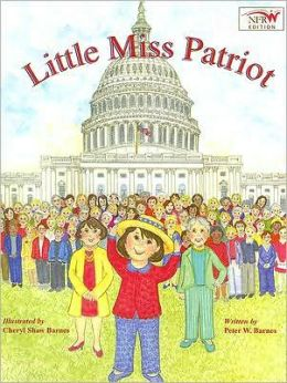 Little Miss Patriot: NFRW Edition