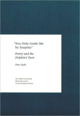 You Only Guide Me by Surprise: Poetry and the Dolphin's Turn