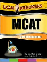 Examkrackers MCAT Verbal Reasoning and Math: 4th Edition