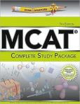 Book Cover Image. Title: Examkrackers Complete MCAT Study Pkg:  5 Book Package, Author: Jonathan Orsay