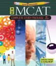Book Cover Image. Title: 9th Edition Examkrackers MCAT Complete Study Package, Author: Jonathan Orsay