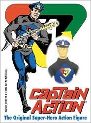 Captain Action: The Original Super-Hero Action Figure
