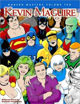 Modern Masters, Volume 10: Kevin Maguire