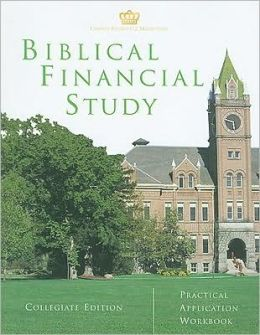 Biblical Financial Study (Practice Workbook)