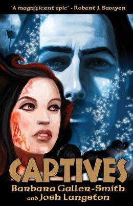 Captives: The Druids Saga Book Two