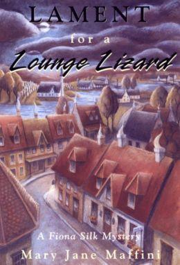 Lament for a Lounge Lizard (Fiona Silk Series #1)
