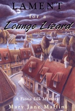 Lament for a Lounge Lizard (Fiona Silk Series #1)