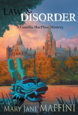 Law and Disorder (Camilla MacPhee Series #6)