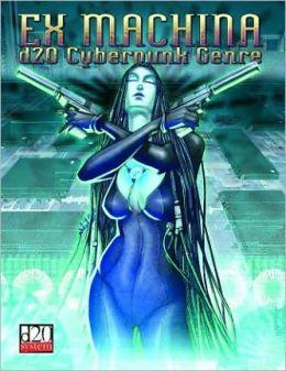 Ex Machina: Tri-Stat Cyberpunk Genre