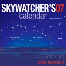2007 Skywatcher's Wall Calendar