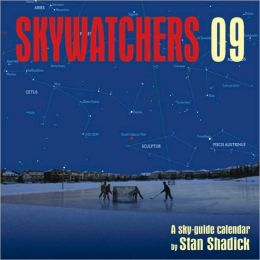 Skywatchers: A Sky-Guide Calendar