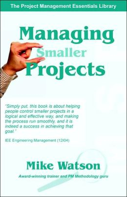 Managing Smaller Projects: A Practical Guide