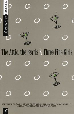 The Attic, the Pearls & Three Fine Girls