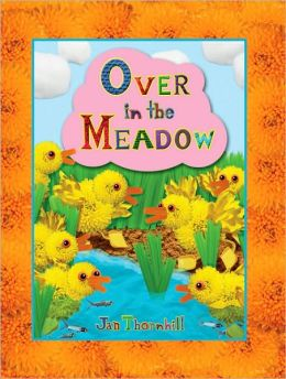 Over in the Meadow : A Traditional Counting Rhyme