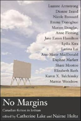 No Margins: Canadian fiction in lesbian