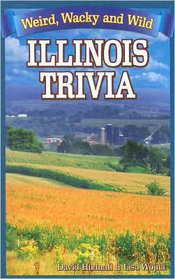 Bathroom Book of Illinois Trivia