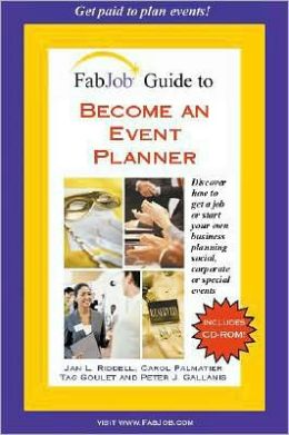 how to become an event planner from home