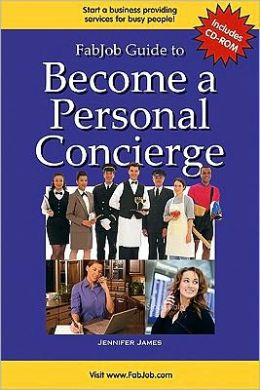 Become a Personal Concierge [With CDROM]