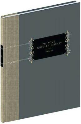 The Acme Novelty Library, No. 18