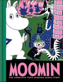 Moomin: The Complete Tove Jansson Comic Strip, Vol. 2