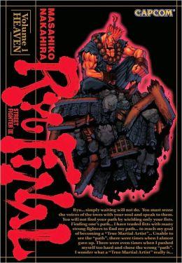 Street Fighter III: Ryu Final: The Manga, Volume 1