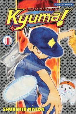 Ninja Baseball Kyuma, Volume 1