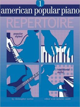 American Popular Piano: Level One - Repertoire