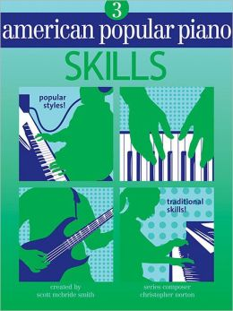 American Popular Piano: Level Three - Skills