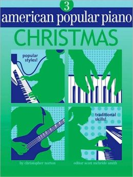 American Popular Piano - Christmas: Level 3
