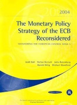 Monitoring the European Central Bank