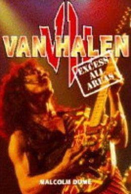 Van Halen: Excess All Areas