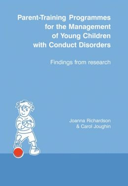 Parent-Training Programmes for the Management of Young Children with Conduct Disorders