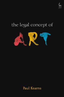 The Legal Concept Of Art