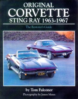Original Corvette Sting Ray 1963-1967