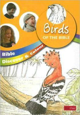 Bible discover and colour: Birds