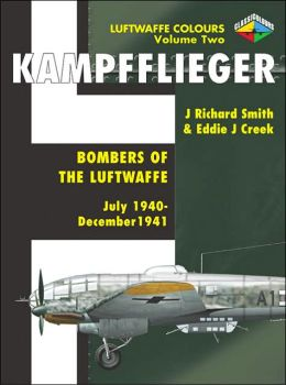 Bombers of the Luftwaffe: July 1940 - December 1941