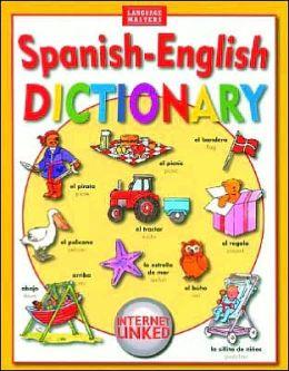 Spanish-English Dictionary