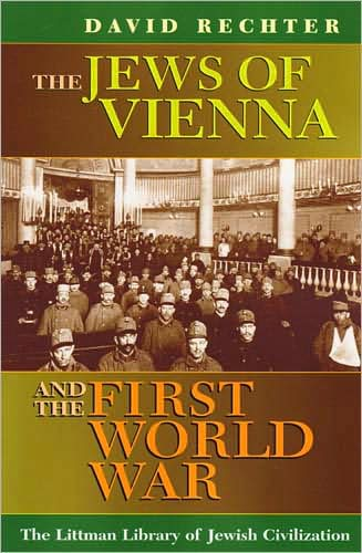 The Jews of Vienna and the First World War