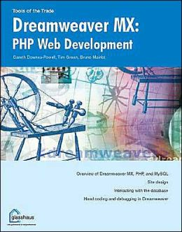Dreamweaver MX: PHP Web Development