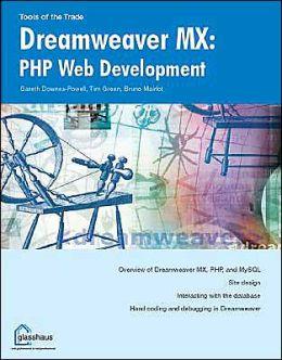 Dreamweaver MX: PHP Web Development
