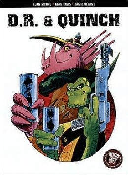 D.R. and Quinch: The Complete Collection