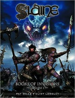 Slaine - the Books of Invasions Moloch and Golamh