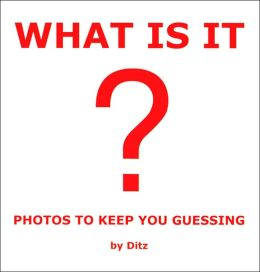 What Is It?: Photos to Keep You Guessing