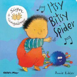 Itsy, Bitsy Spider: ASL