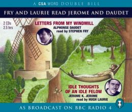 Fry & Laurie Read Daudet and Jerome