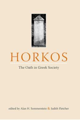 Horkos: Oath in Greek Society
